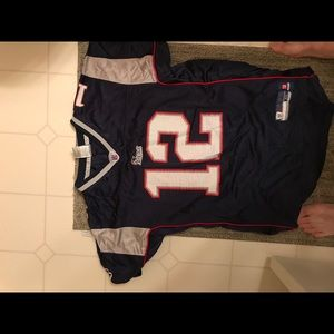 Tom Brady patriots - youth xl rebook jersey